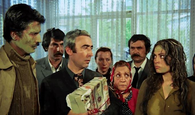 Filmler, Türk Filmleri, Şener Şen, Ünlüler,