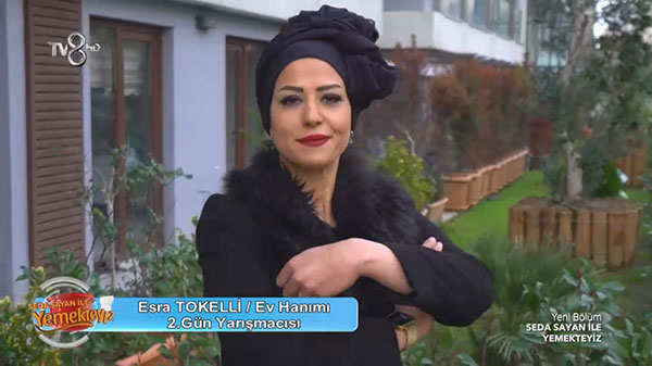 MasterChef Esra Tokelli