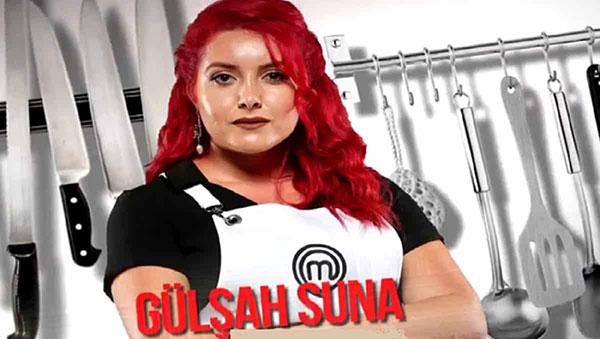 MasterChef Gulsah Suna