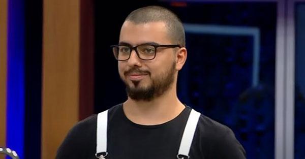 MasterChef Serhat Dogramaci