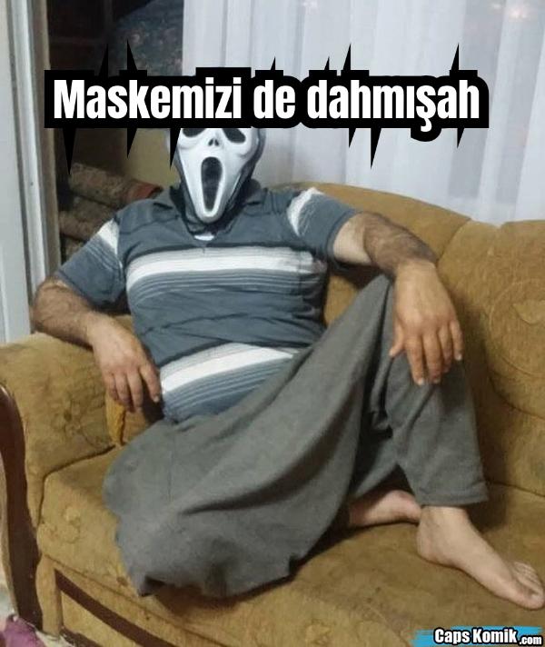 Maskemizi de dahmışah
