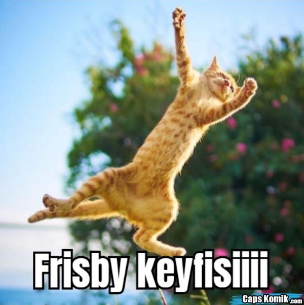 Frisby keyfisiiii