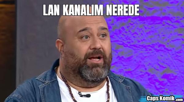 LAN KANALIM NEREDE