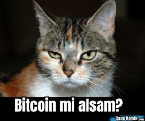 Bitcoin mi alsam?
