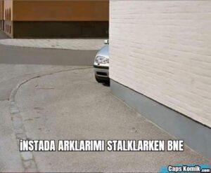 iNSTADA ARKLARIMI STALKLARKEN BNE