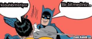 Bir bitmediniz… #ksbuhibritistiyor