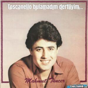 Toscanello bulamadım dertliyim…