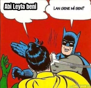 Abi Leyla beni