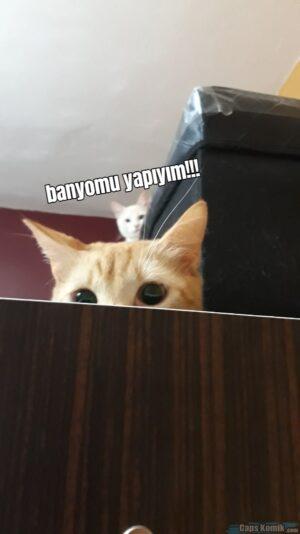 banyomu yapıyım!!!