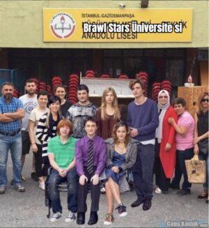 Brawl Stars Üniversite si