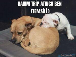 KARIM TRİP ATINCA BEN  (TEMSİLİ )