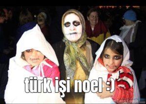türk işi noel :)