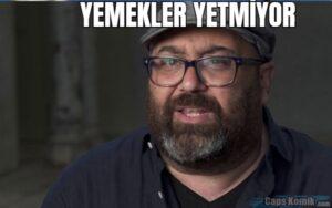 YEMEKLER YETMİYOR