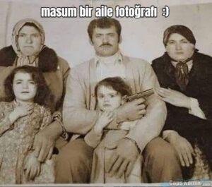 masum bir aile fotoğrafı :)