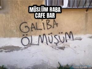 MÜSLÜM BABA CAFE BAR…