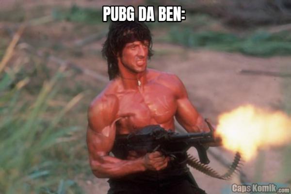 PUBG DA BEN:
