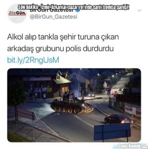 SON DAKİKA : İzmir özkanlar pazaryerinde canlı bomba paniği!