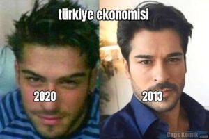türkiye ekonomisi… 2013… 2020