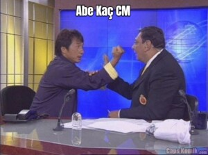 Abe Kaç CM
