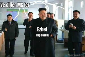 Ezhel… Ve diğer MC ler… Rap Casusu
