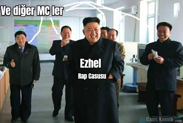 Ezhel... Ve diğer MC ler... Rap Casusu