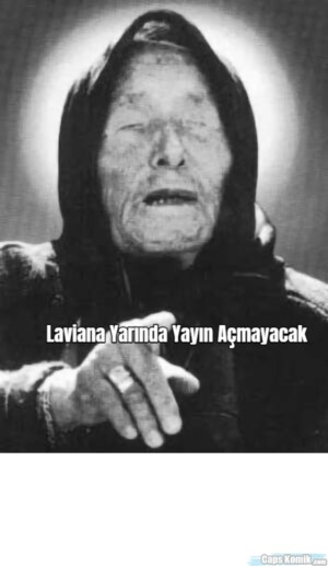 Laviana Yarında Yayın Açmayacak