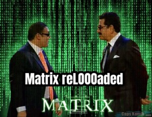 Matrix reLOOOaded