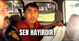 SEN HAYIRDIR