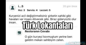 Türk Lokantaları