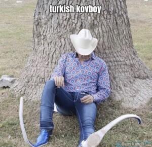 turkish kovboy