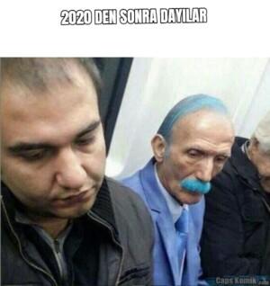 2020 DEN SONRA DAYILAR