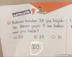 E ) 6