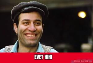 EVET HIHI