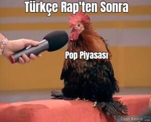 Pop Piyasası… Türkçe Rap'ten Sonra