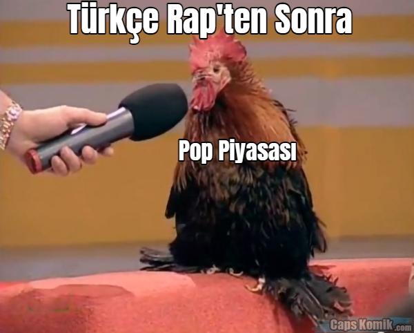 Pop Piyasası... Türkçe Rap'ten Sonra