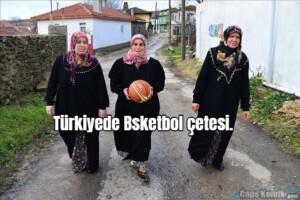 Türkiyede Bsketbol çetesi.