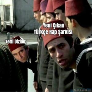Yeni Çıkan… Türkçe Rap Şarkısı… Yerli Diziler