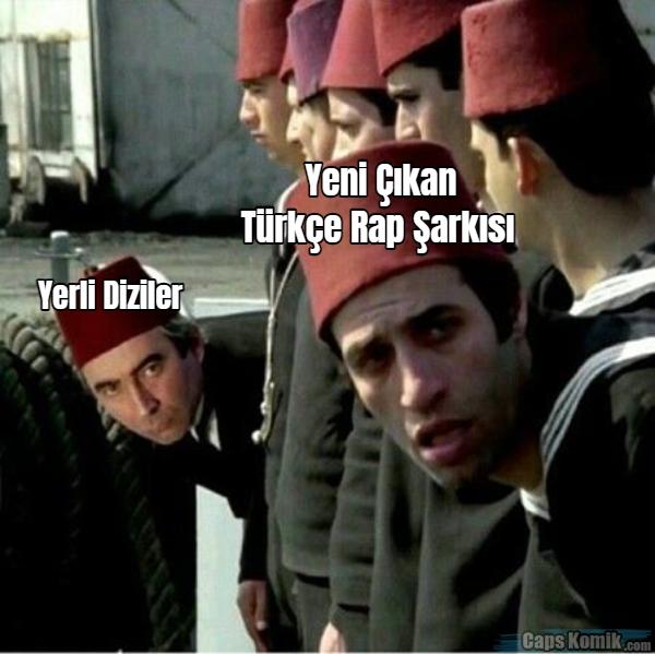 Yeni Çıkan... Türkçe Rap Şarkısı... Yerli Diziler