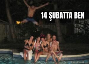 14 ŞUBATTA BEN