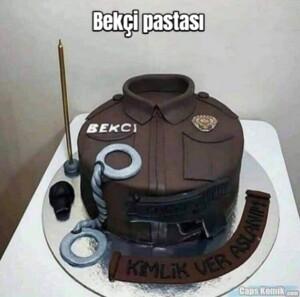 Bekçi pastası