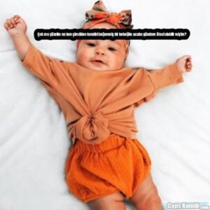 Çok mu güzelim ne ben şimdiden kendini beğenmiş bir bebeğim acaba gündem ötesi…