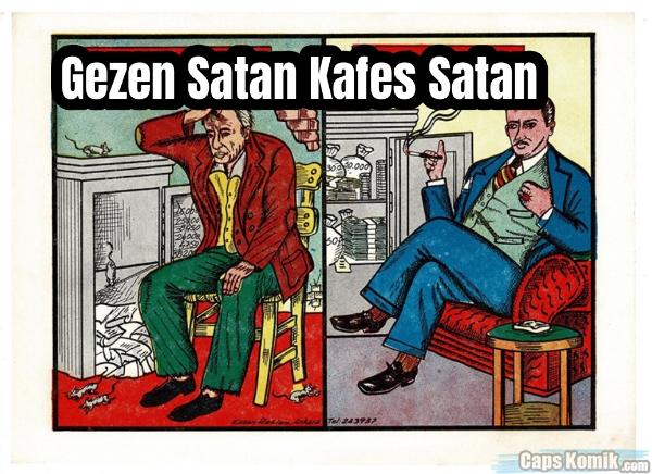 Gezen Satan Kafes Satan