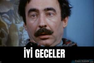 İYİ GECELER