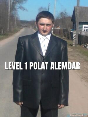 LEVEL 1 POLAT ALEMDAR