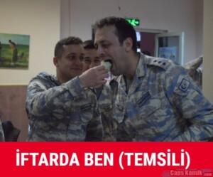 İFTARDA BEN (TEMSİLİ)