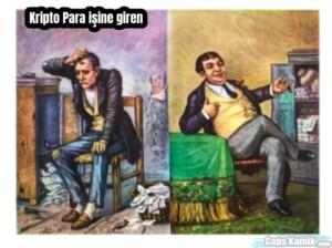 Kripto Para işine giren