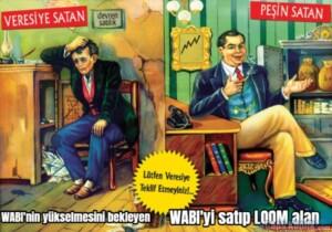 WABI'nin yükselmesini bekleyen… WABI'yi satıp LOOM alan